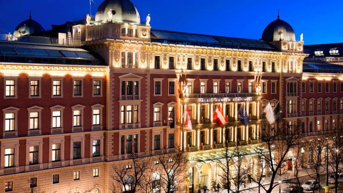Palais Hansen Kempinski Vienna - Exterior
