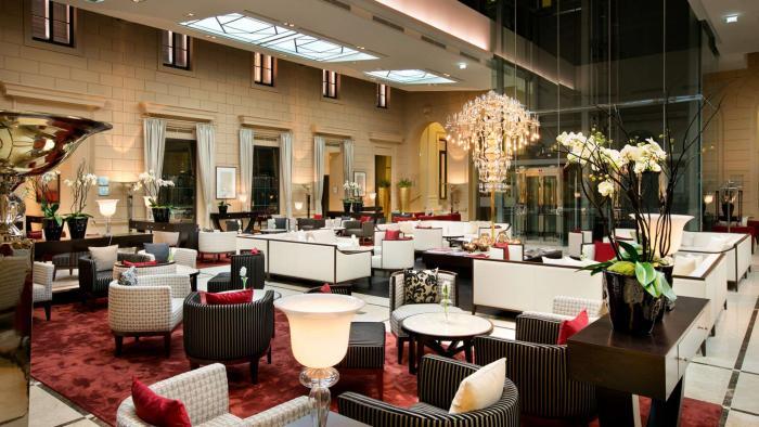 Palais Hansen Kempinski Vienna - Lobby