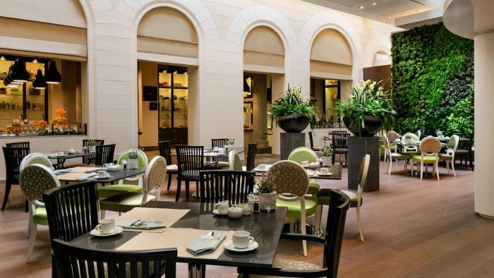 Palais Hansen Kempinski Vienna - Restaurant