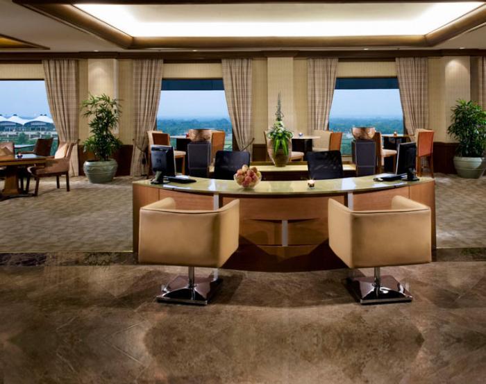 Pan Pacific Hotel Kuala Lumpur Airport - Club Lounge