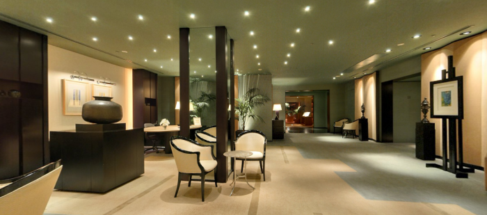 Park Hyatt Tokyo - Lobby