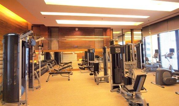 Pullman Bangkok King Power - Gym