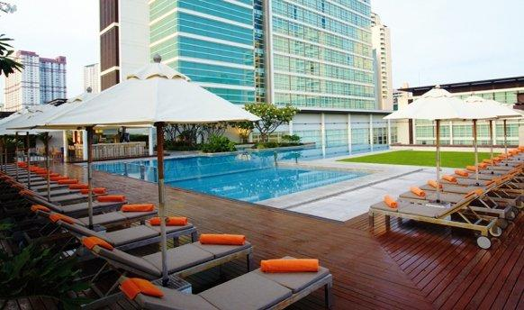 Pullman Bangkok King Power - Pool