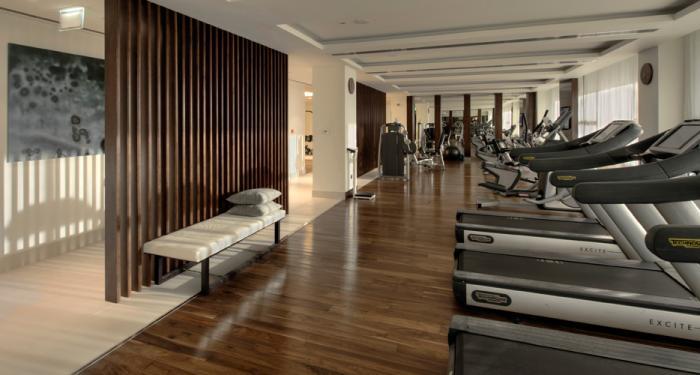 Pullman Dubai Deira City Centre - Gym