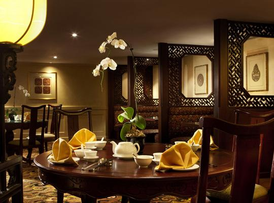 Regal Airport Hotel Hong Kong - Dragon Inn Restaurant