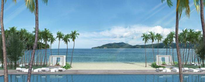Rosewood Phuket - Beachfront Pool