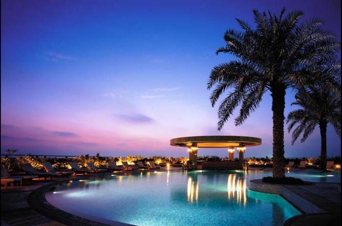 Shangri-La Dubai - Pool