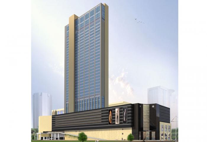 Shangri-La Mumbai - Exterior