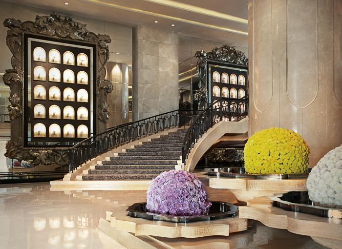 Shangri-La Mumbai - Lobby