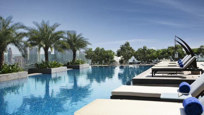 Shangri-La Mumbai - Pool