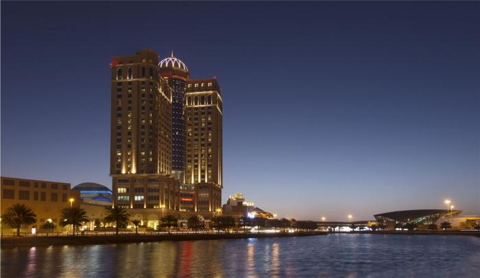 Sheraton Dubai Mall of the Emirates - Exterior
