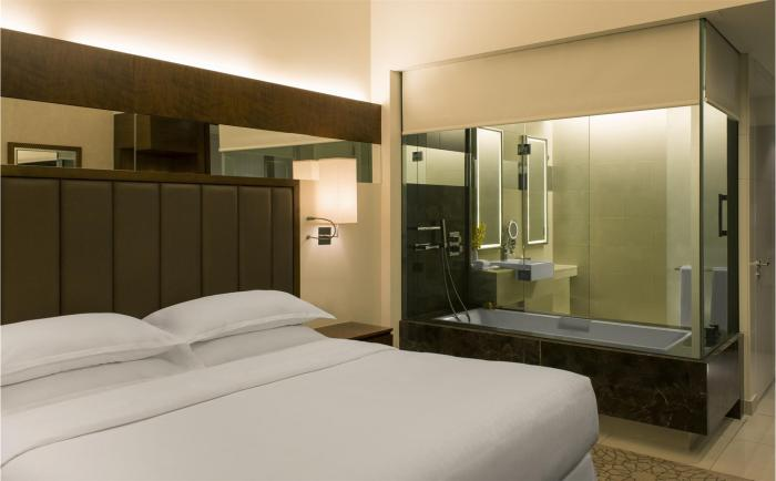 Sheraton Dubai Mall of the Emirates - King Room