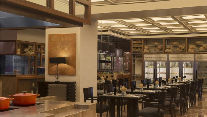 Sheraton Dubai Mall of the Emirates - Restaurant