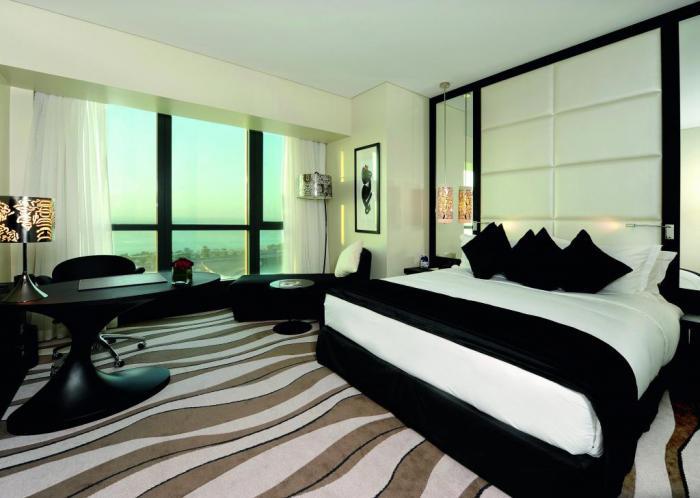Sofitel Abu Dhabi Corniche - Luxury Room