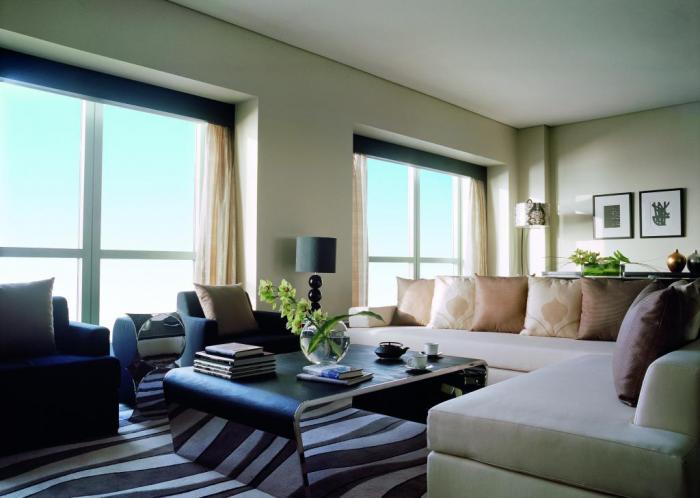 Sofitel Abu Dhabi Corniche - Suite
