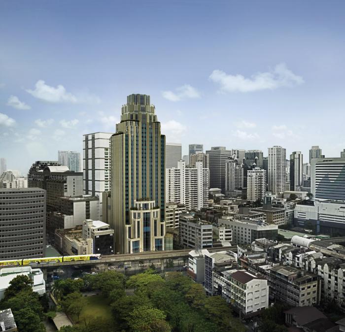 Sofitel Sukhumvit Bangkok - Exterior