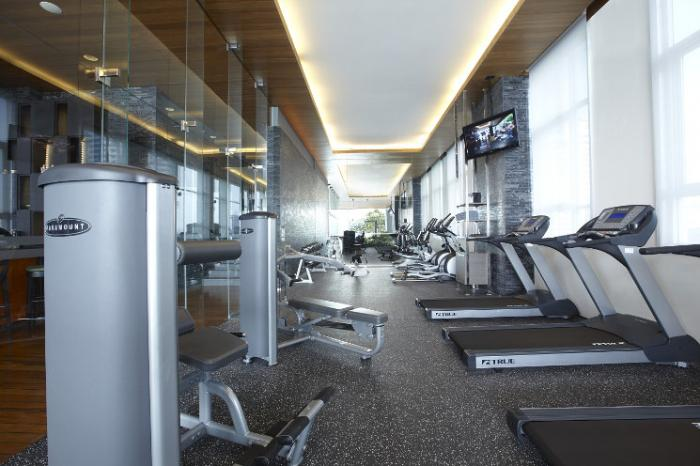 Somerset Sukhumvit Thonglor - Fitness Center