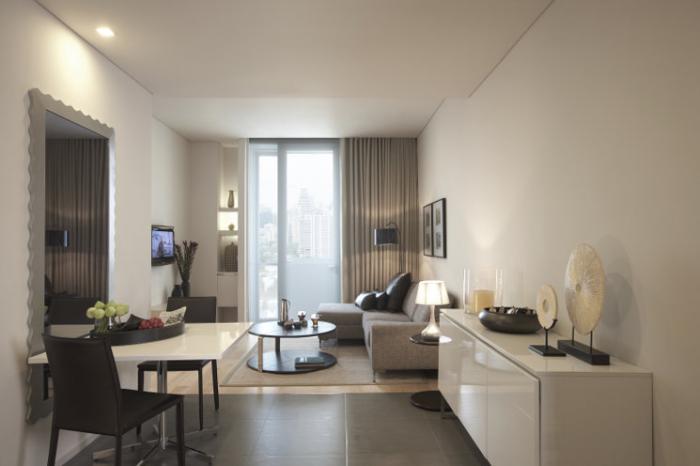 Somerset Sukhumvit Thonglor - Living Room
