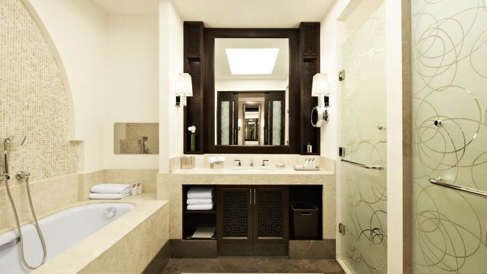 St. Regis Doha - Bathroom