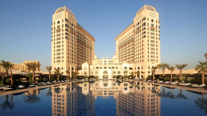 St. Regis Doha - Exterior