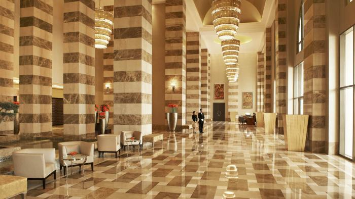 St. Regis Doha - Lobby