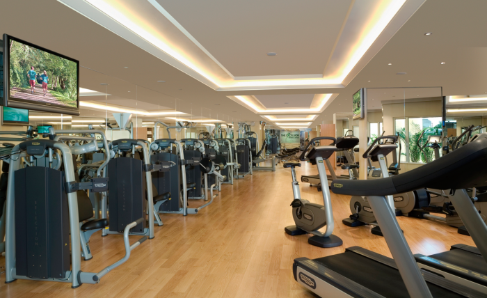 The Excelsior Hong Kong - Fitness Center