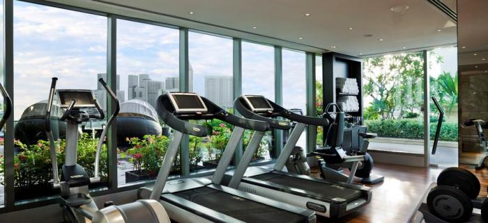 The Fullerton Bay Hotel - Gym