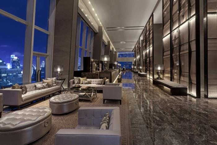 The Okura Prestige Bangkok - Lobby