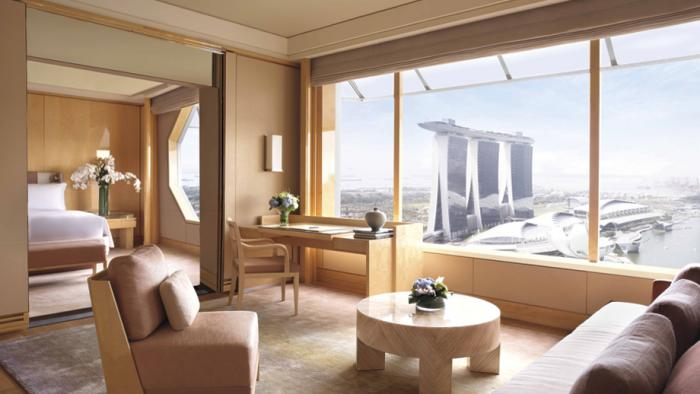 The Ritz-Carlton Millenia Singapore - Premier Suite