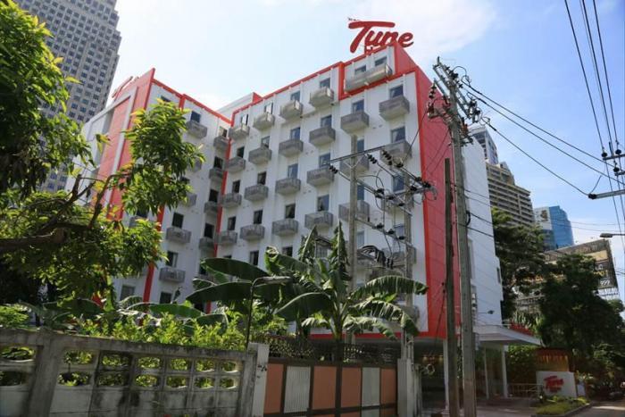 Tune Hotel Asoke Bangkok - Hotel Exterior