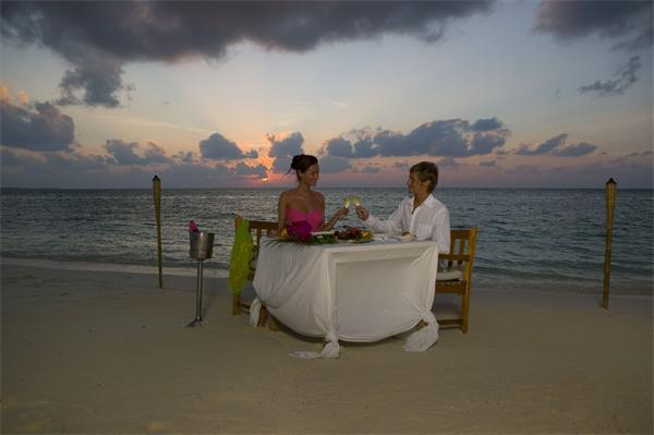 Veligandu Island Resort - Restaurant