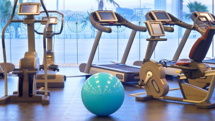 W Barcelona Hotel - Fitness Center
