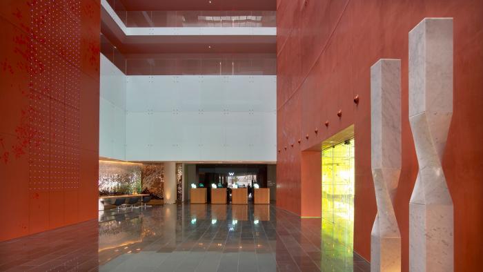 W Barcelona Hotel - Lobby