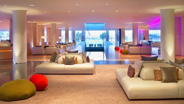 W Barcelona Hotel - Lounge