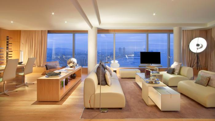 W Barcelona Hotel - Suite