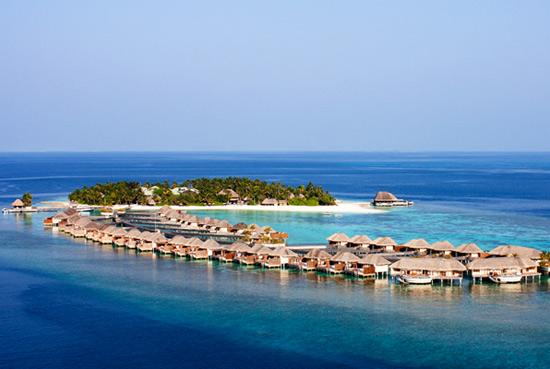 W Retreat & Spa Maldives - Exterior