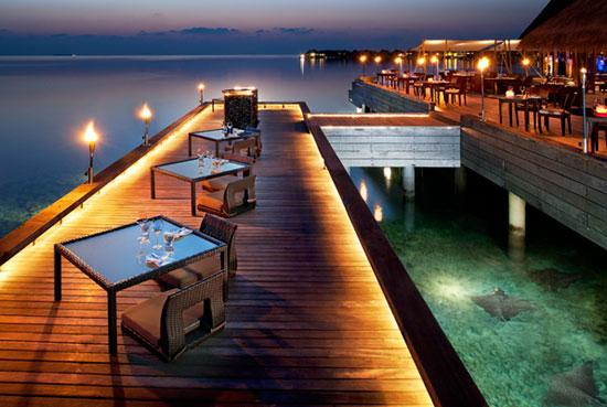W Retreat & Spa Maldives - Restaurant