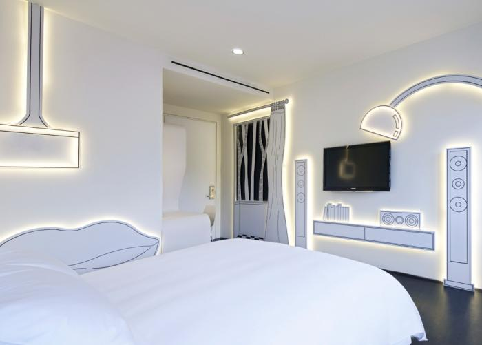 Wanderlust Hotel Singapore - Mono Deluxe Room