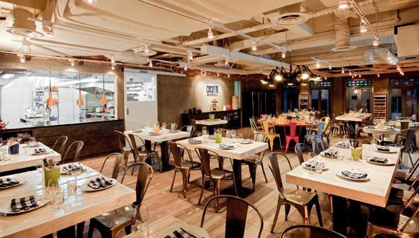 Wanderlust Hotel Singapore - Restaurant