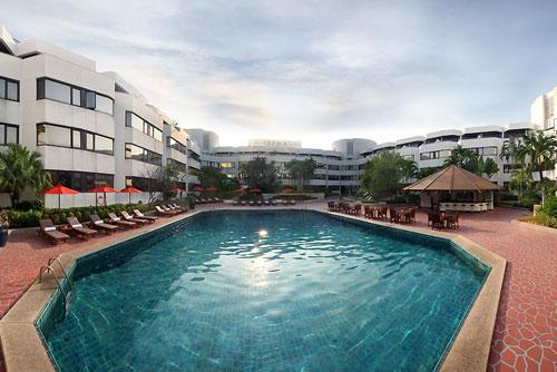 Amari Don Muang Airport Hotel - Pool