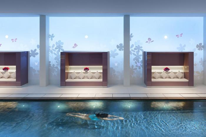 Mandarin Oriental Paris - Spa Swimming Pool