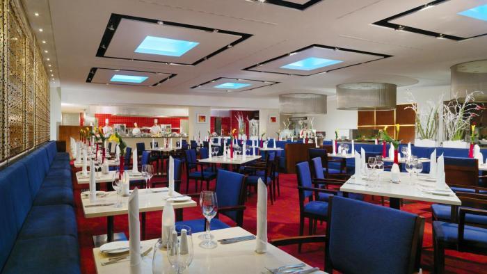 Sheraton Frankfurt Airport - Restaurant