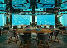 Anantara Kihavah Villas - Restaurant