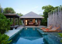 Anantara Kihavah Villas - Villa Exterior