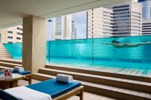 Ascott Raffles Place Singapore - Pool
