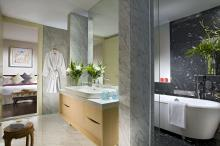 Ascott Raffles Place Singapore - Premier Suite Bathroom