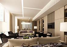 Bangkok Marriott Sukhumvit - Presidential Suite