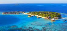 Baros Maldives - Exterior
