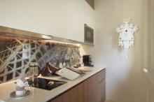 Citadines Suites Louvre Paris - Kitchen