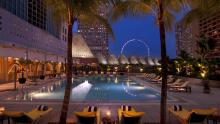 Conrad Centennial Singapore - Pool